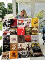 The Magnificent Seven Blanket TH11072019 Quilt