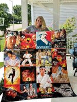 The Karate Kid Blanket TH11072019 Quilt