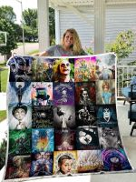 Tim Burton Blanket TH11072019 Quilt
