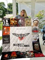 The Silence Of The Lambs 1 Blanket TH11072019 Quilt