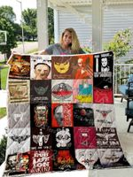 The Silence Of The Lambs Blanket TH11072019 Quilt