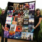 Pink Floyd Blanket TH11072019 Quilt
