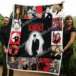 Scarface Blanket TH11072019 Quilt