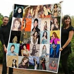 Shania Twain 1 Blanket TH11072019 Quilt