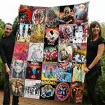 Rock Band Blanket TH11072019 Quilt