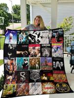 Scorpions Blanket TH11072019 Quilt