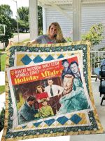Holiday Affair Blanket TH11072019 Quilt