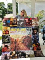 Hank Williams Jr 2 Blanket TH11072019 Quilt