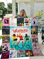 Heathers 1 Blanket TH11072019 Quilt