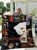 Halloween Blanket TH11072019 Quilt