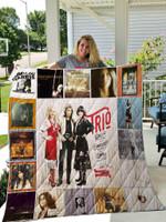 Emmylou Harris Blanket TH11072019 Quilt