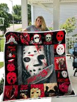 Friday The 13Th Blanket TH11072019 Quilt