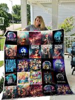Doctor Who Blanket TH11072019 Quilt