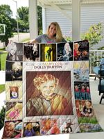 Dolly Parton Blanket TH11072019 Quilt