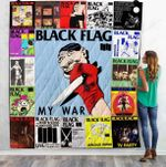 Black Flag 2 Blanket TH11072019 Quilt
