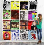 Black Flag Blanket TH11072019 Quilt