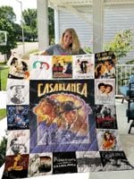 Casablanca 1 Blanket TH11072019 Quilt