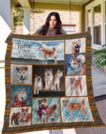 DOG Akita Blanket TH10072019 Quilt