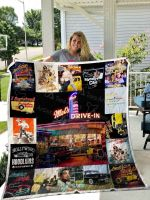 American Graffiti Blanket TH11072019 Quilt