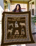 Shar Pei 09 Blanket TH10072019 Quilt