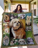 DOG Shih Tzu Blanket TH10072019 Quilt