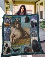 DOG Newfoundland Blanket TH10072019 Quilt
