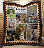 Jack Russell Terrier 05 Blanket TH10072019 Quilt