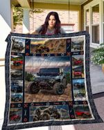Jeep Blanket TH10072019 Quilt