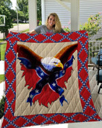 Eagle Blanket TH10072019 Quilt