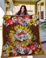 Chinese Crested 14 Blanket TH10072019 Quilt