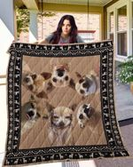 Chihuahua 03 Blanket TH10072019 Quilt