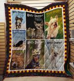 Chihuahua 05 Blanket TH10072019 Quilt