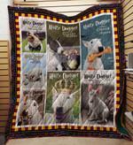 Bull Terrier 05 Blanket TH10072019 Quilt