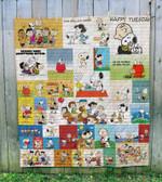 Peanuts 3D Blanket TH10072019 Quilt