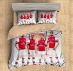 Arsenal Duvet Cover Bedding Set