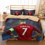 Cristiano Ronaldo 4 Duvet Cover Bedding Set