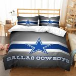 Dallas Cowboys 1 Duvet Cover Bedding Set