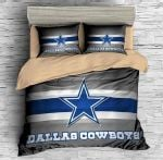Dallas Cowboys 2 Duvet Cover Bedding Set