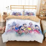 FIFA World Cup Russia 2018 4 Duvet Cover Bedding Set