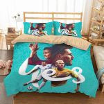 FIFA World Cup Russia 2018 6 Duvet Cover Bedding Set