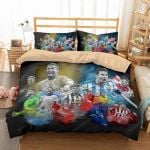 FIFA World Cup Russia 2018 5 Duvet Cover Bedding Set