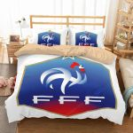 FIFA World Cup Russia 2018 France Duvet Cover Bedding Set