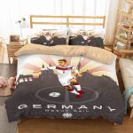FIFA World Cup Russia 2018 Germany Mesut Ozil Duvet Cover Bedding Set