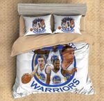 Golden State Warriors 1 Duvet Cover Bedding Set
