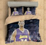 Kobe Bryant 1 Duvet Cover Bedding Set