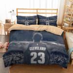 Lebron James 4 Duvet Cover Bedding Set