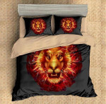 Lion 4 Duvet Cover Bedding Set
