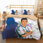 Lionel Messi 2 Duvet Cover Bedding Set