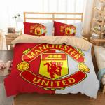 Manchester United 2 Duvet Cover Bedding Set
