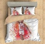 Michael Jordan 2 Duvet Cover Bedding Set